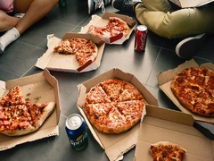 Domino's Pizza Pilestredet